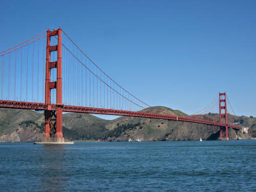 Travel Tips for the USA: Things to Know before Visiting America // San Francisco Golden Gate Bridge