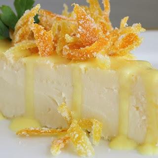 Authentic German Cheesecake.