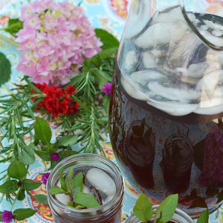 Blueberry Iced Tea Recipes