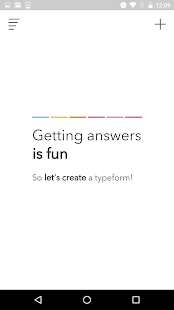 Typeform LITE: beautiful forms- screenshot thumbnail