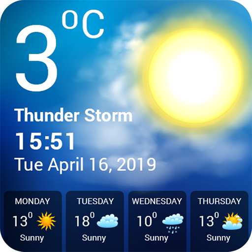 Weather Forecast- Local Weather Live