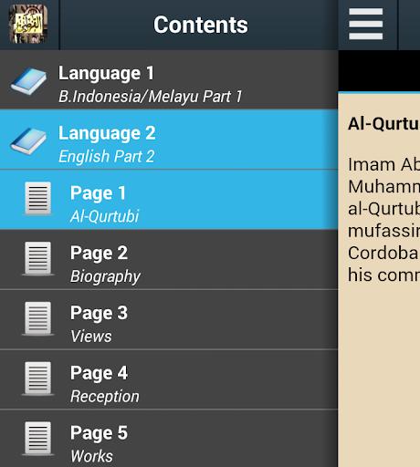 Biography of Imam Al-Qurtubi
