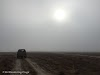 Off-the-Beaten Path Uzbekistan: A 3-Day Aral Sea Tour // Winter Morning Fog over the Ustyurt Plateau