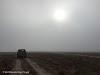 Off-the-Beaten Path Uzbekistan: A 3-Day Aral Sea Tour // Winter Morning Fog over the Ustyurt Plateau