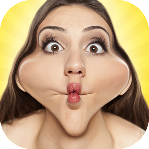 Funny Face Real Time Icon