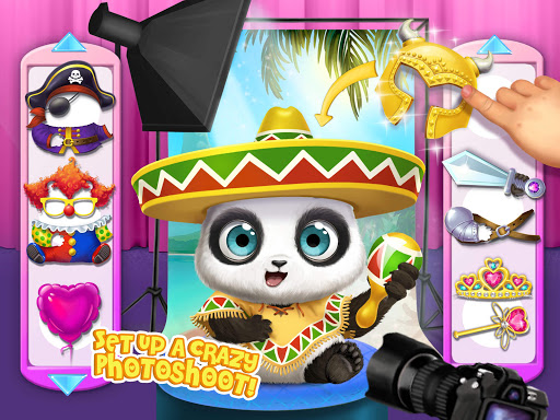 Panda Lu Baby Bear City - Pet Babysitting & Care 2.0.26 screenshots 23