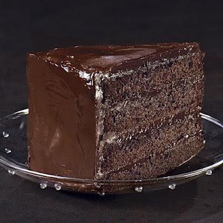 Southern Devil's Food Cake