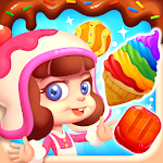 Sundae Jam - FREE Puzzle Game Icon