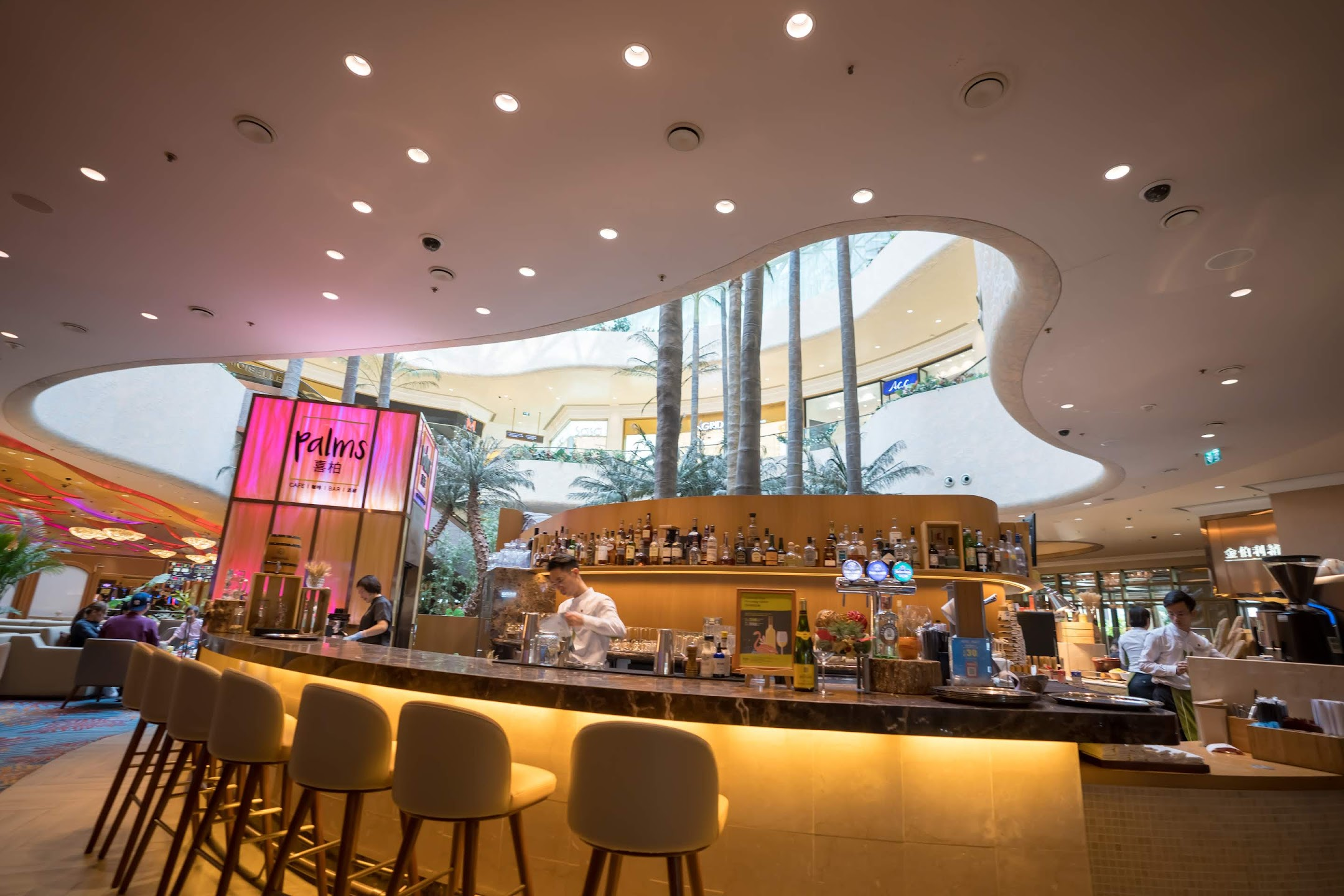 Sands Cotai Central Palms Café and Bar1