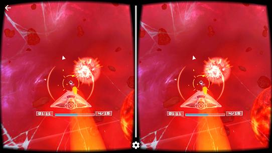 Deep Space Battle VR 3