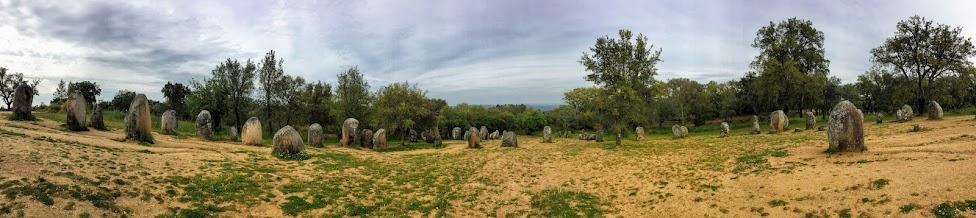 Portugalia, Cromeleque dos Almendres