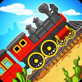 Tải Game Western Train Driving Race