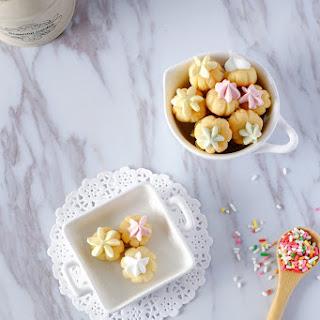 Iced Gem Biscuits 花占饼干 Recipe
