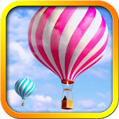 Air Balloon Live Wallpaper