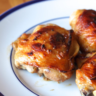 Chicken Thighs Soy Sauce Honey Recipes