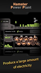 Hamster power plant Screenshot