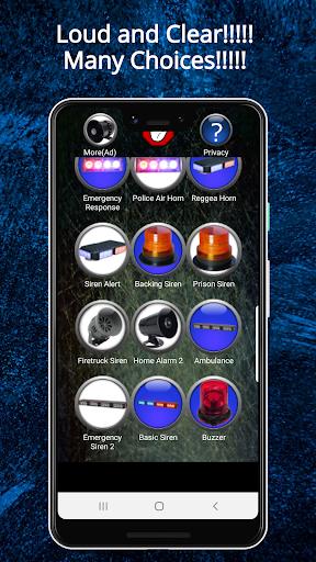 Siren Ringtones screenshot 5