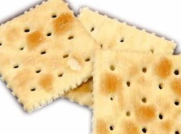Grandma's Soda Cracker  Apple Pie Recipe