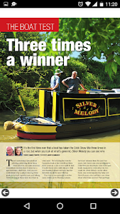 Canal Boat Magazine screenshot 3