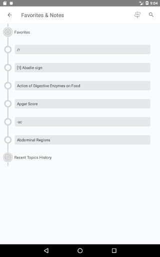 Taber's Cyclopedic (Medical) Dictionary 23rd Ed. 3.5.14 Screenshots 21