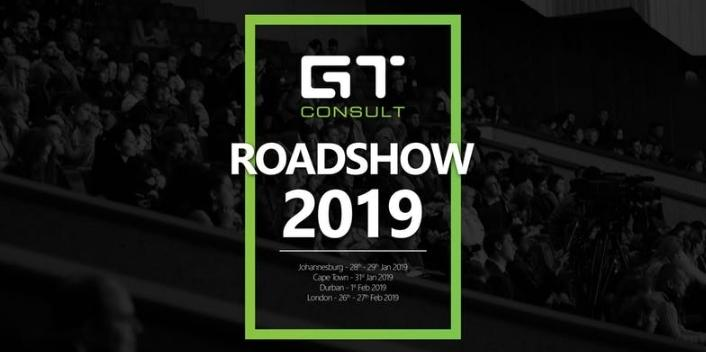 GTconsult 2019 Roadshow is here.