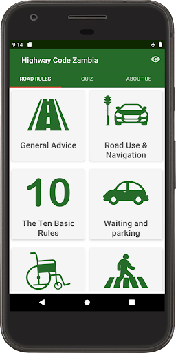 The Highway Code Zambia 4.1.b screenshots 1