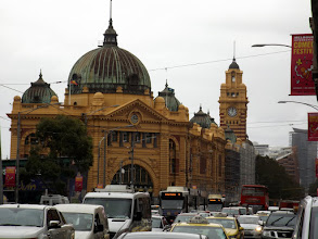 Photo: Melbourne - Flinders Street Station