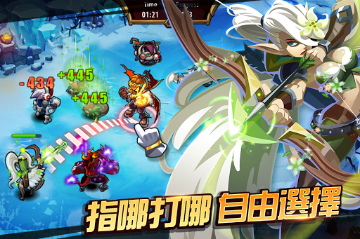 魔法英雄 Magic Rush: Heroes