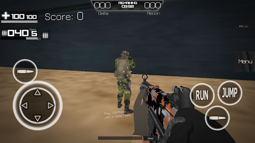 3Dオンライン戦争ゲーム - FPS
