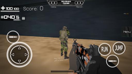 3D在线战争游戏 - FPS