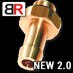 LPG Nozzle Diameter Calculator