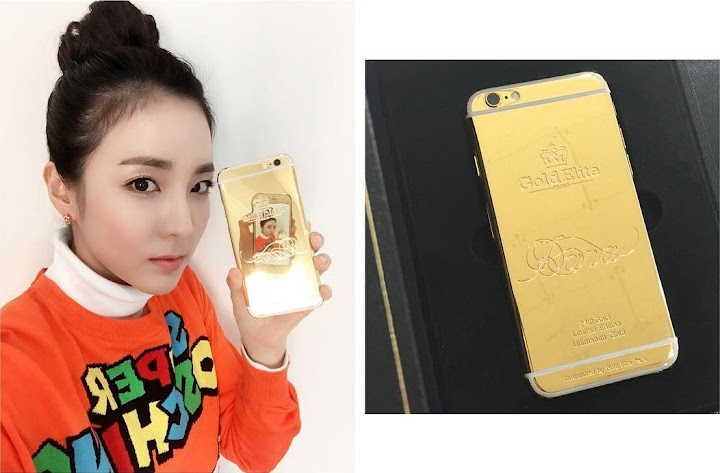 quality design 9c774 44b82 These Are The Most Expensive Phone Cases In The World and YG Artists ...