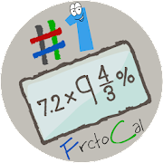 Fraction Calculator FractoCal : Fraction + Decimal