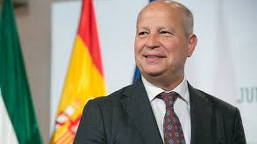 El consejero de Educación, Javier Imbroda, participaba este jueves en la reunión sectorial con el ministro y el resto de autonomías.