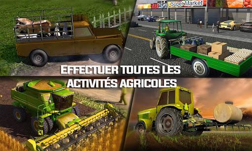 Code Triche Expert simulateur d'élevage jeux de ferme 2018 APK MOD (Astuce) screenshots 1