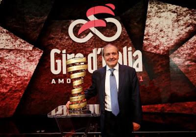 """Afgelasting Parijs-Roubaix laat ook Giro-baas bibberen: """"Twee problemen: coronavirus en de derde week"""""""