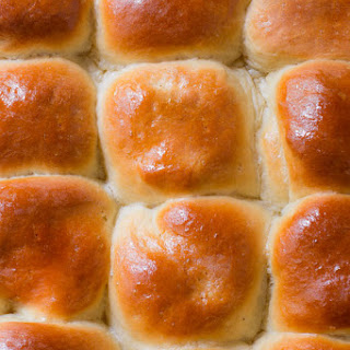 Honey Butter Rolls