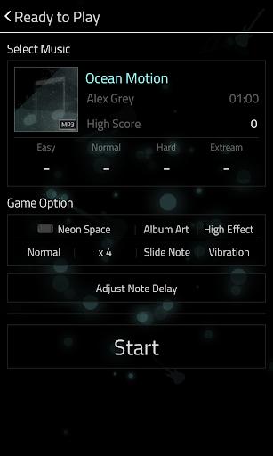 Full of Music 1 ( MP3 Rhythm Game ) 1.9.5 screenshots 1