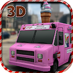 Ice Cream Truck - Fun Game Icon