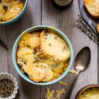 Guinness Irish Onion Soup
