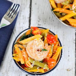 Summer Pasta with Shrimp Recipe