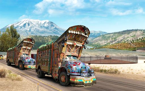 PK Cargo Truck Transport Game 2018 screenshots 5
