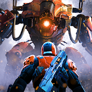SHADOWGUN LEGENDS - FPS PvP and Coop Shooting Game APK icon