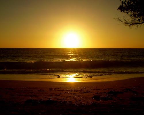 tramonto d'estate di FABIOLA
