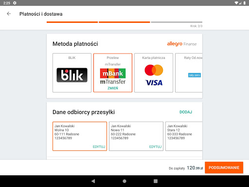 Allegro - convenient and secure online shopping screenshot 13