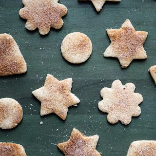 Anise-Seed Cookies (Bizcochitos)