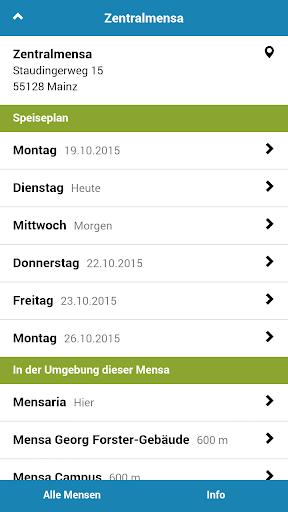 Mensa Mainz