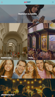 Madrid Student Welcome Pass: miniatura de captura de pantalla