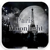 Paris Moonlight Emoji Keyboard