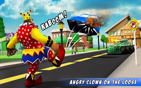 Creepy Clown Attack (Mod Money/Unlock)
